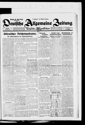 Deutsche allgemeine Zeitung vom 28.05.1924
