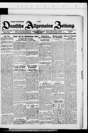 Deutsche allgemeine Zeitung vom 15.02.1928