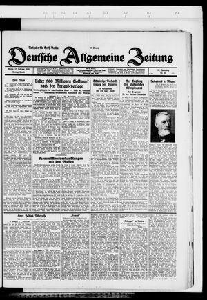 Deutsche allgemeine Zeitung vom 17.02.1928