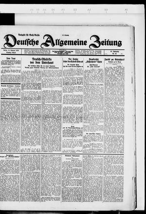 Deutsche allgemeine Zeitung vom 21.02.1928