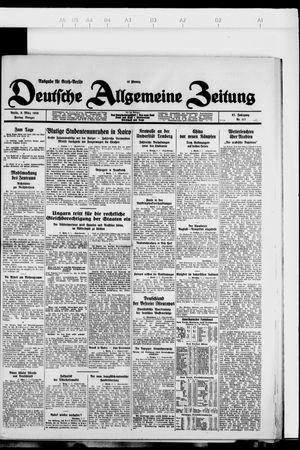 Deutsche allgemeine Zeitung vom 09.03.1928