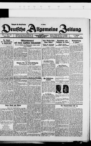 Deutsche allgemeine Zeitung vom 16.03.1928