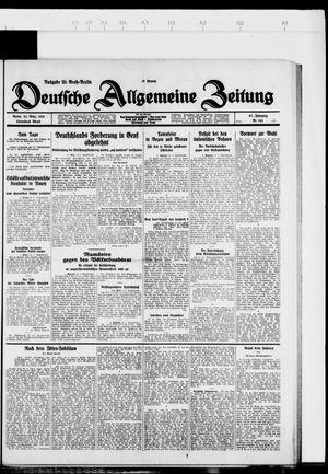Deutsche allgemeine Zeitung vom 24.03.1928