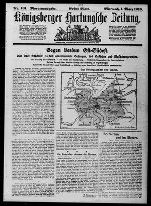 Königsberger Hartungsche Zeitung vom 01.03.1916
