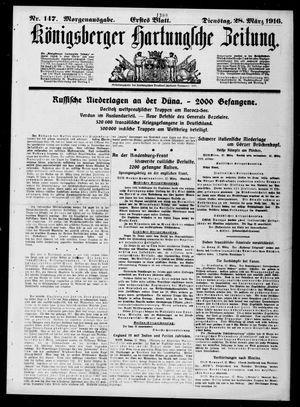 Königsberger Hartungsche Zeitung vom 28.03.1916