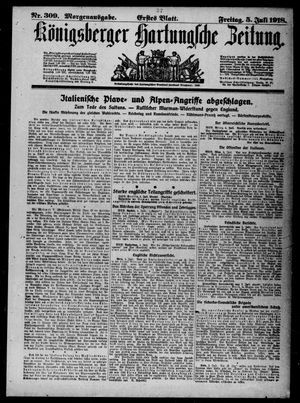 Königsberger Hartungsche Zeitung vom 05.07.1918