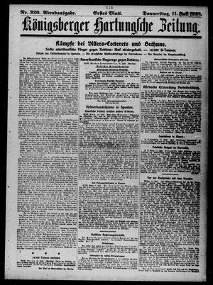 Königsberger Hartungsche Zeitung vom 11.07.1918