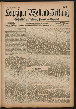 Leipziger Westend-Zeitung vom 16.01.1896