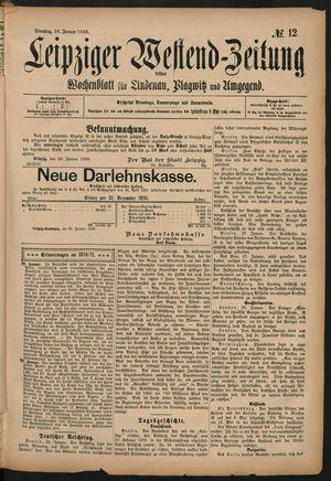Leipziger Westend-Zeitung on Jan 28, 1896