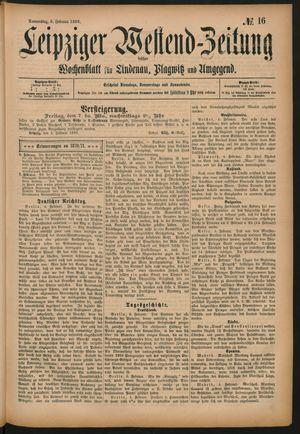 Leipziger Westend-Zeitung vom 06.02.1896