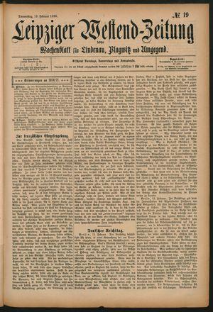 Leipziger Westend-Zeitung vom 13.02.1896