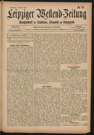 Leipziger Westend-Zeitung vom 12.03.1896