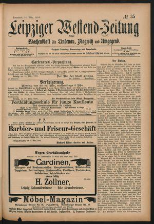Leipziger Westend-Zeitung vom 21.03.1896