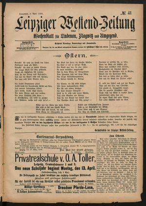 Leipziger Westend-Zeitung vom 04.04.1896