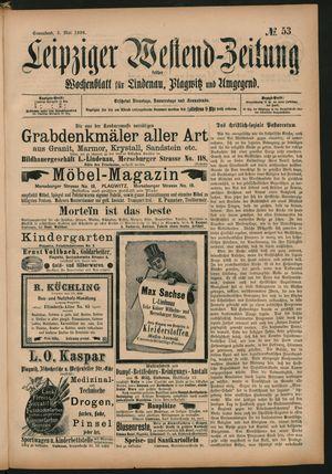 Leipziger Westend-Zeitung vom 02.05.1896
