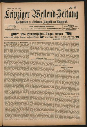 Leipziger Westend-Zeitung vom 12.05.1896