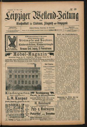Leipziger Westend-Zeitung on May 16, 1896