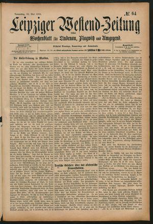 Leipziger Westend-Zeitung vom 28.05.1896