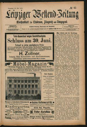 Leipziger Westend-Zeitung on May 30, 1896