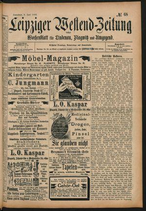 Leipziger Westend-Zeitung on Jun 6, 1896