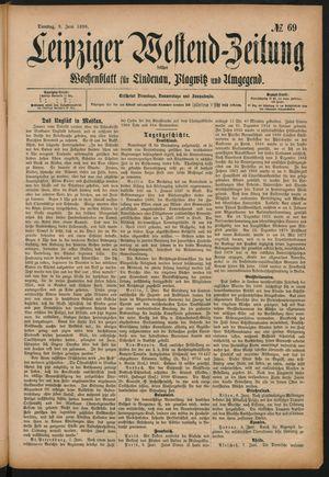 Leipziger Westend-Zeitung vom 09.06.1896