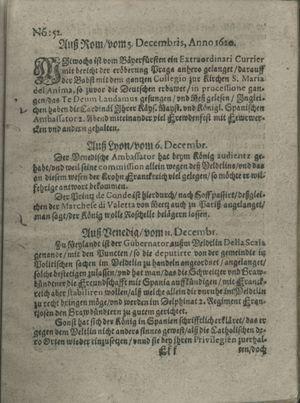 Bericht waß sich zugetragen unnd begeben vom 04.01.1621