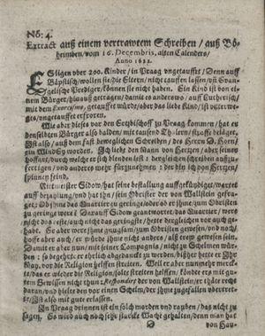 Zeitung so im ... Jahr von Wochen zu Wochen colligirt und zusammen getragen worden on Feb 6, 1623