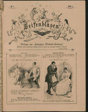 Seifenblasen on Feb 15, 1896