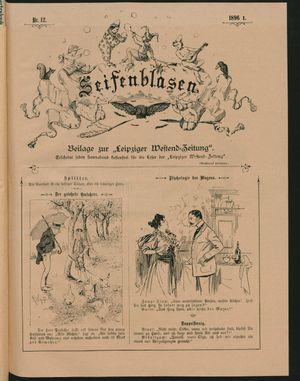 Seifenblasen vom 21.03.1896