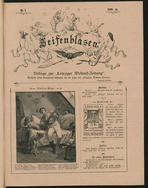 Seifenblasen on May 16, 1896