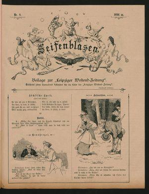 Seifenblasen on May 23, 1896