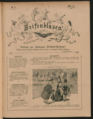 Seifenblasen on May 30, 1896