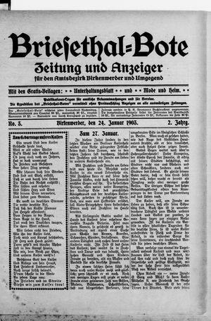 Briesetal-Bote vom 24.01.1903