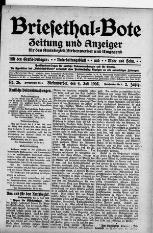 Briesetal-Bote vom 04.07.1903
