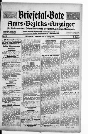 Briesetal-Bote vom 03.03.1906