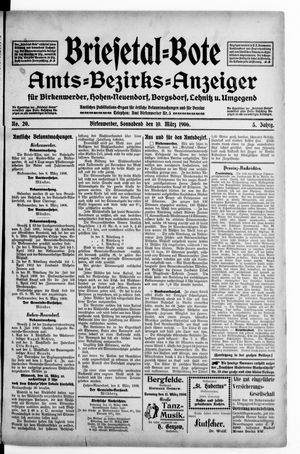 Briesetal-Bote vom 10.03.1906