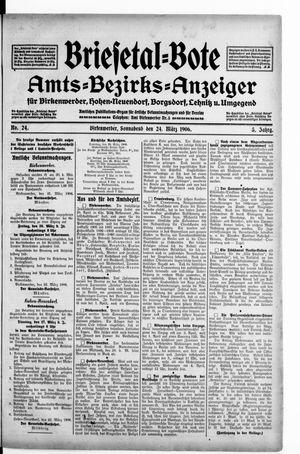 Briesetal-Bote vom 24.03.1906