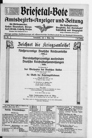 Briesetal-Bote vom 04.03.1916