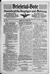 Briesetal-Bote (16.10.1917)