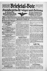 Briesetal-Bote (18.12.1924)