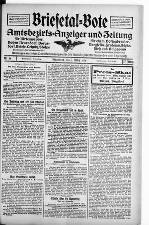 Briesetal-Bote vom 03.03.1928