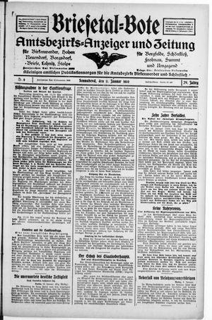 Briesetal-Bote vom 11.01.1930