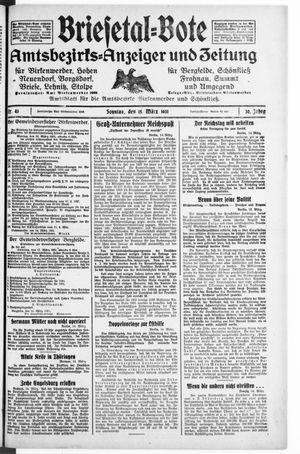 Briesetal-Bote on Mar 15, 1931