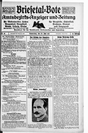 Briesetal-Bote vom 18.06.1931