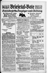 Briesetal-Bote (08.08.1931)