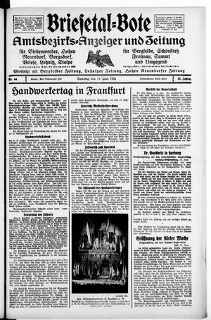 Briesetal-Bote vom 18.06.1935
