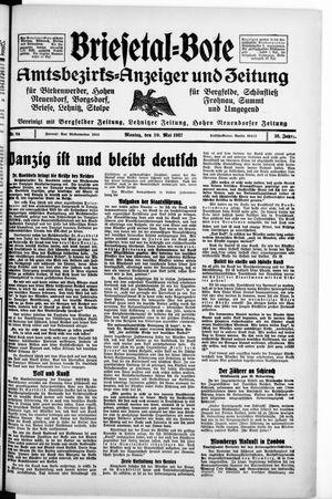 Briesetal-Bote vom 10.05.1937