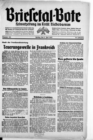 Briesetal-Bote vom 02.07.1937