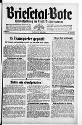 Briesetal-Bote (25.04.1941)