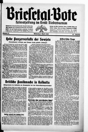 Briesetal-Bote vom 08.04.1942